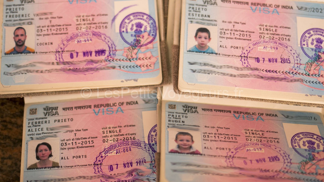 Visa pour l'Inde: mission impossible?